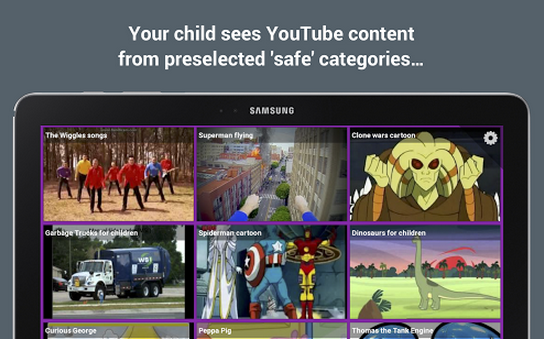 HomeTube Lets Your Kids Watch Family-Friendly YouTube Videos