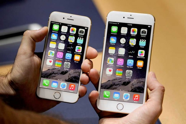 "Comparing the iPhone 6 Plus to Modern Android ""Phablets"""