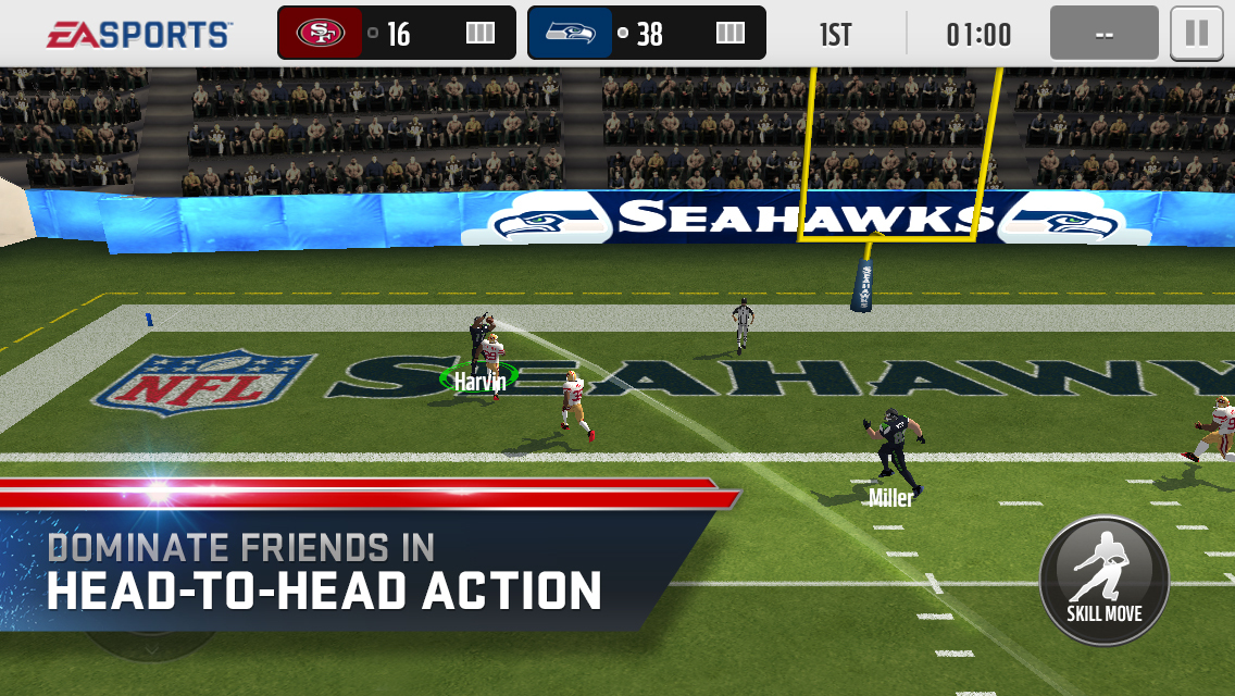 Top 5 NFL Football Apps for Android