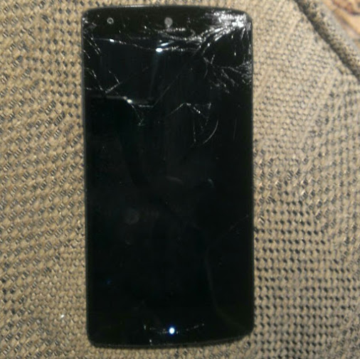 New Google Policy Lets Nexus 5 Users Replace Cracked Screens