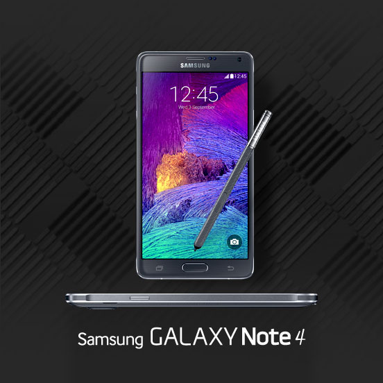 Top 4 Things You Need to Know About the New Galaxy Note 4