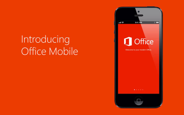 Microsoft Office Mobile – Edit Your Documents on the Go