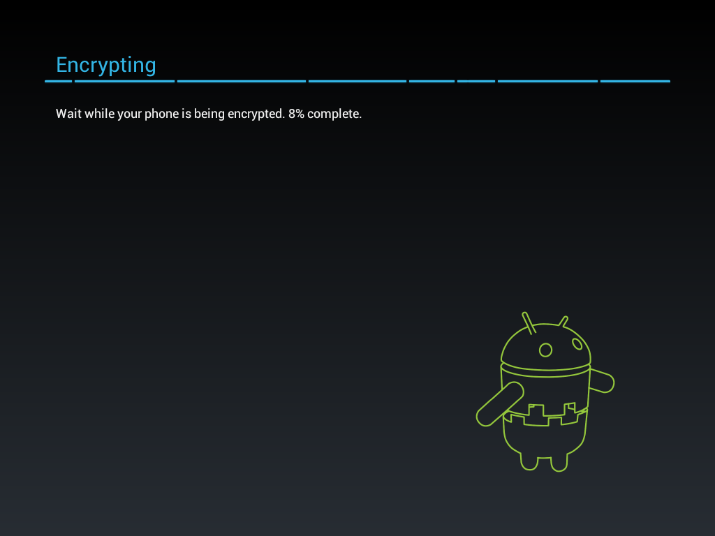 How to Easily Encrypt your Android In Just 5 Steps