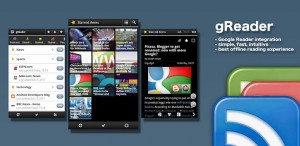 gReader Pro – The Love for Feedly Continues