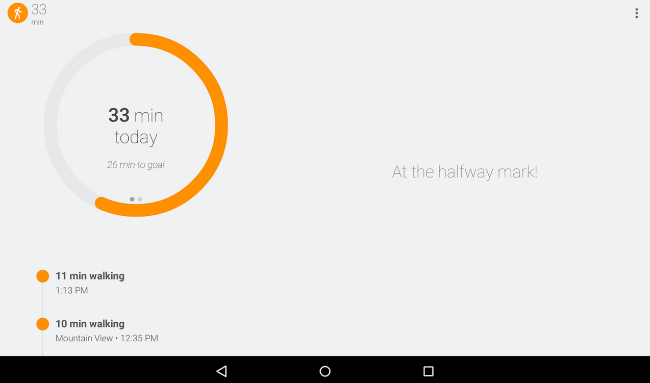 Google Fit Released Onto Play Store