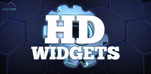 HD Widgets – Because Nothing is Standard Anymore, Customization is the Way to Go!