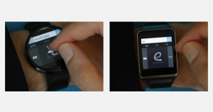 Microsoft Launches Analog Keyboard App for Android Wear