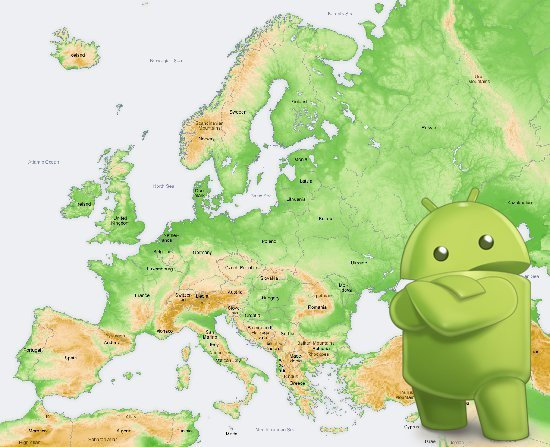 Windows Phone Shrinks In Android-Dominated Europe, As New iPhones Boost iOS' Share