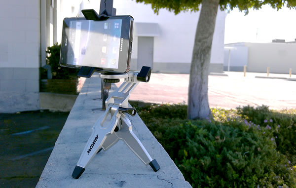 android smartphone tripod