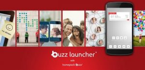 Buzz Launcher – An App To Efficiently Personalize Your Home Screen