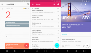 Android's Enriched Material Design Set to Blend Well With Linux
