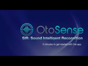Otosense – An Empowering App for the Differently Abled