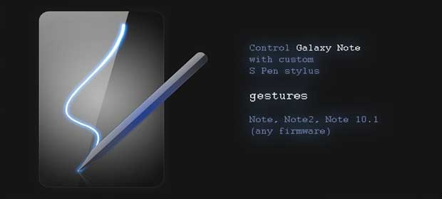 GMD SPen Control – For the Stylus Users