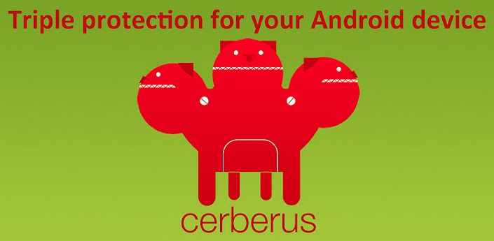 Cerberus Anti Theft – Because Safety Comes First