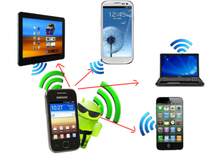 Portable Wifi Hotspot – Let's Share Internet and Spread the Love
