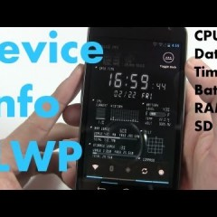 Device Info Live Wallpaper – Go Beyond Aesthetic Appeal