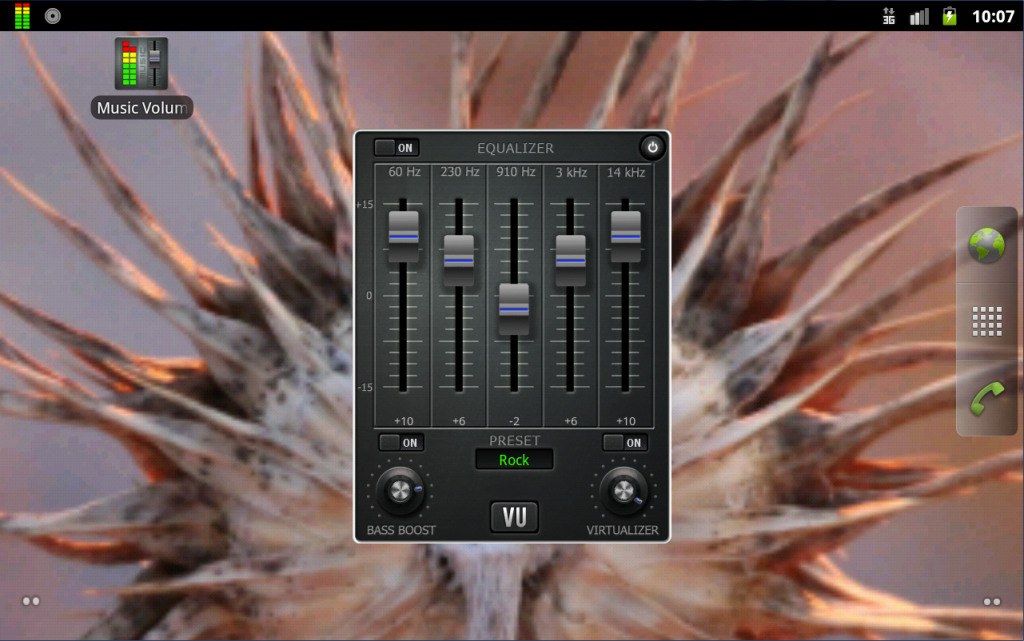 Music Volume EQ 2