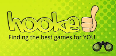 Hooked – Find the Hottest Android Games More Efficiently