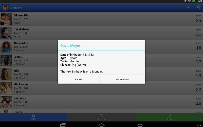 how to get current date in android app