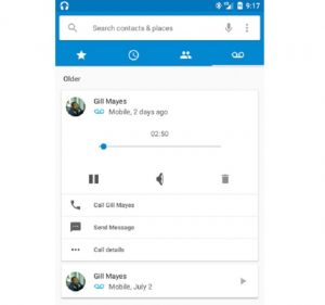Android M Will Bring With It Visual Voicemail