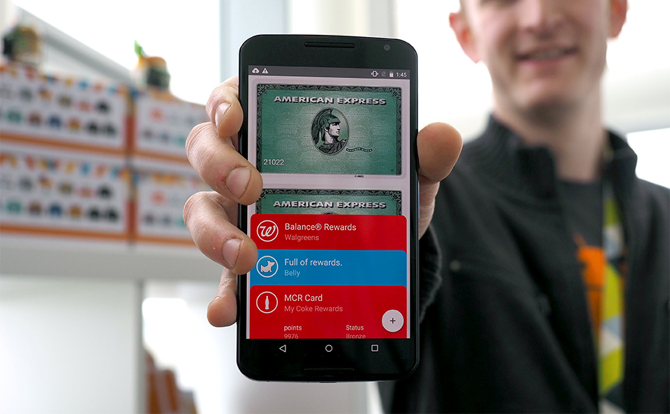 Android Pay – The New Google Wallet