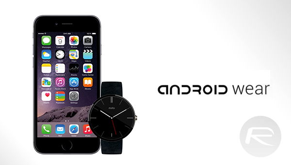 Google Introduces Android Wear to the iOS
