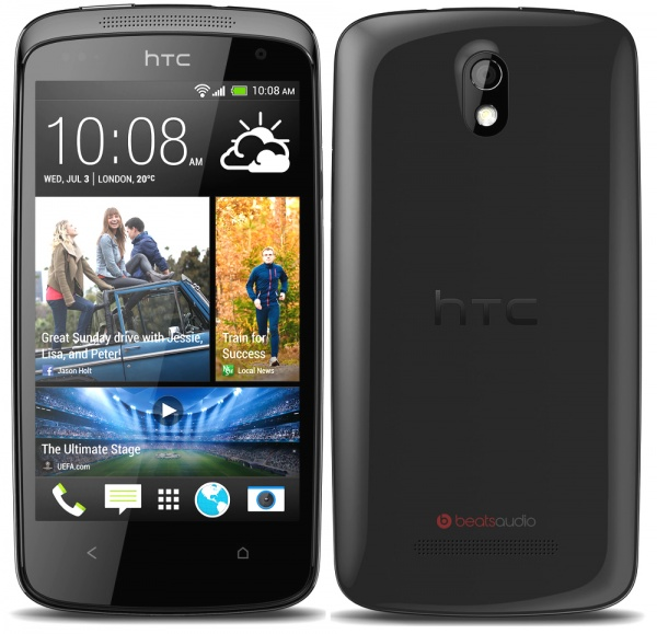 next htc desire 500 root without computer here