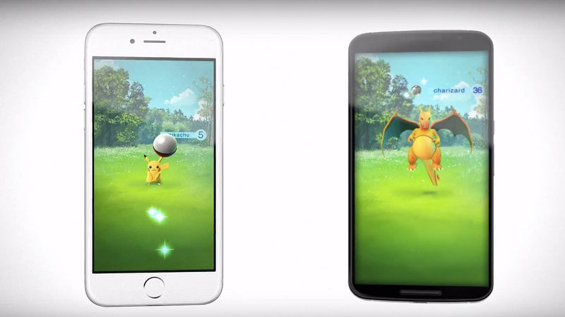 pokemon go android release date