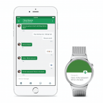 Google Connects Android Wear To The iOS