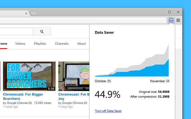 How to Use Chrome's New Data Saver Mode to Save 70% of your Data Usage