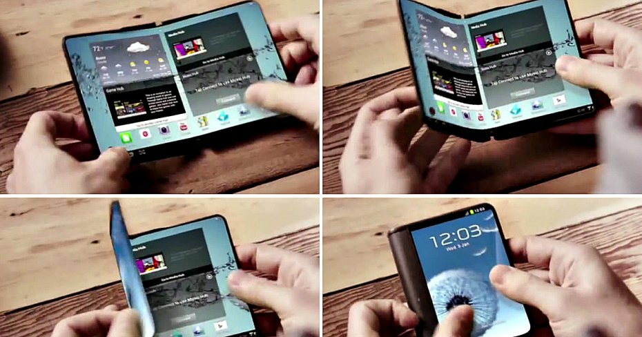 Could We See Foldable Androids in 2016?
