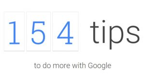 Google Shares the Ultimate List of 154 Android Tips and Tricks