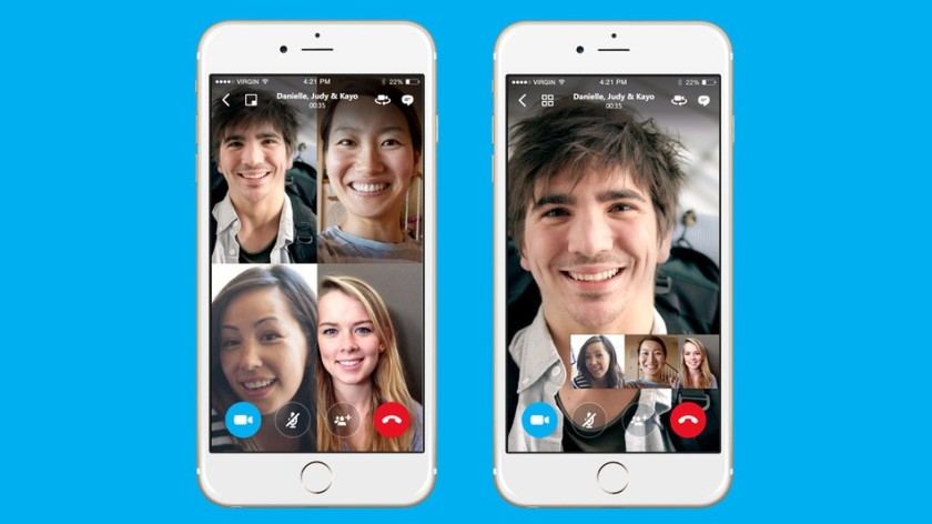 Skype Will introduce Free Group Video Calling on Android