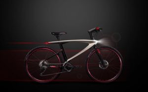 New Android-Powered Smart Bike Runs Android and Shoots Laser Beams – Seriously