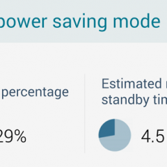 5 Pro Tips to Help Make your Android Battery Last Longer