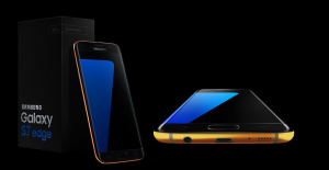 Pre-Orders Now Available for Gold-Plated Samsung Galaxy S7 and S7 Edge