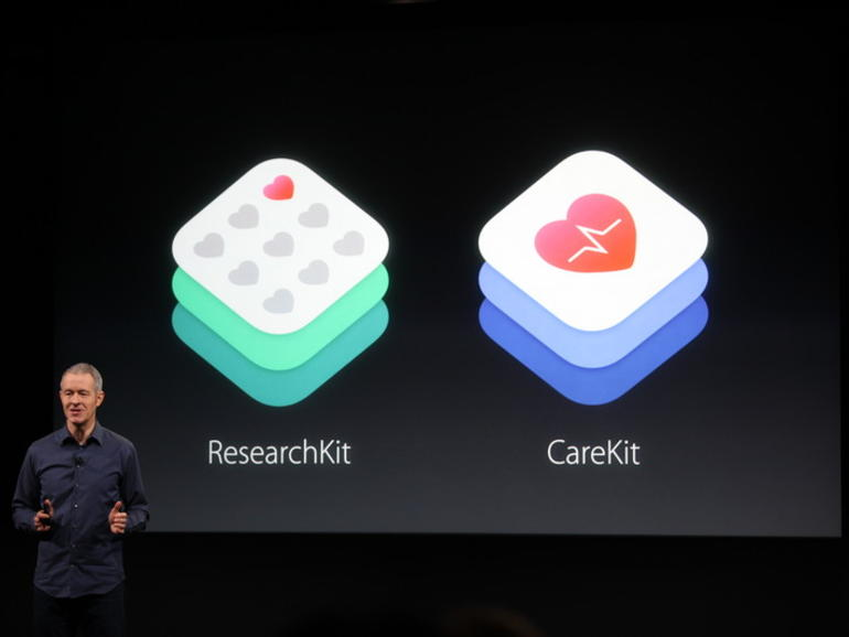 researchkit-and-carekit