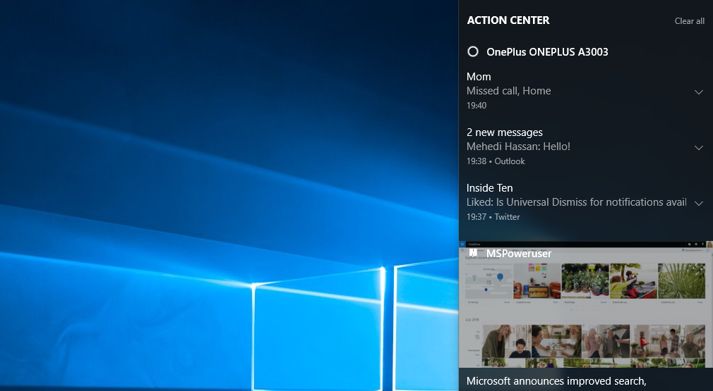 Android Notifications Are Finally Available on Windows: Here's How to Get Them