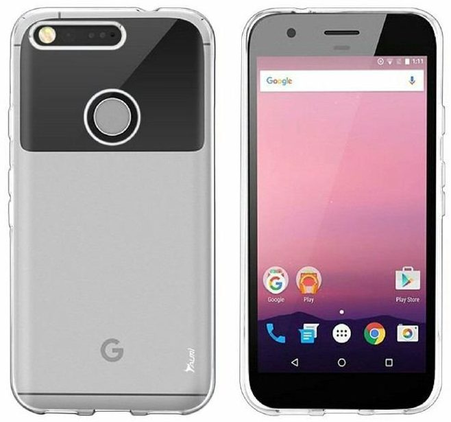Is This What the Google Pixel Will Look Like?