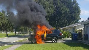 The Galaxy Note 7 Just Caused Jeep and House Fires in America
