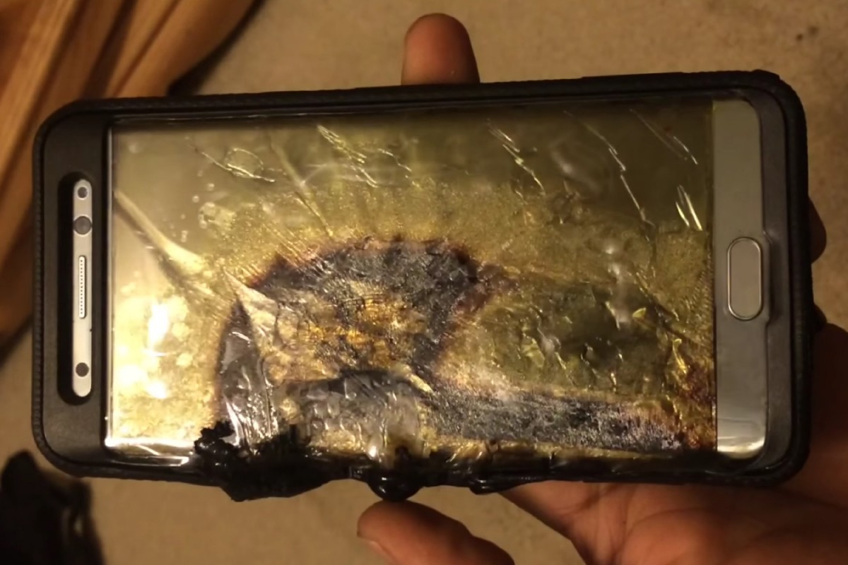 Samsung is Now Being Sued by Note 7 Users Who Couldn't Use their Phones for 3 Weeks