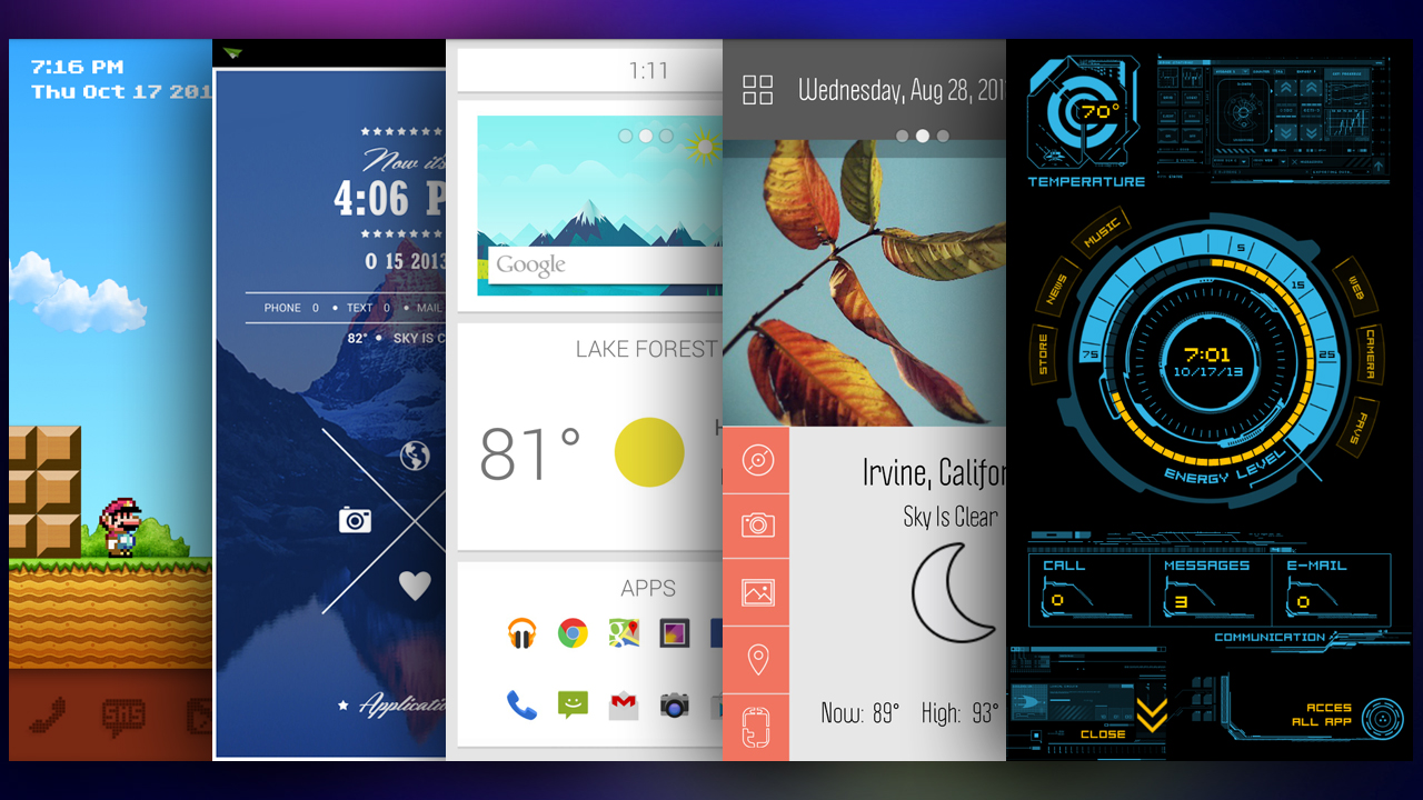 Our 5 Favorite (and Easiest) Ways to Customize your Android ...