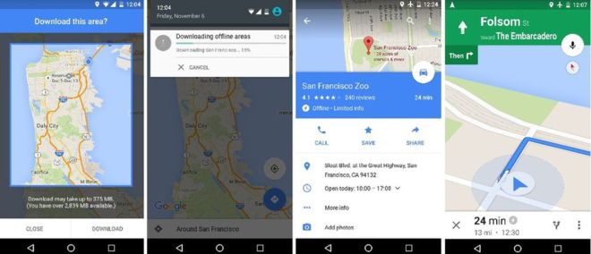 Our Top 6 Favorite Tips and Tricks for Google Maps | One ... Download Map Offline Android on plex android, gps android, google maps android, iphone android, market android, apps android,