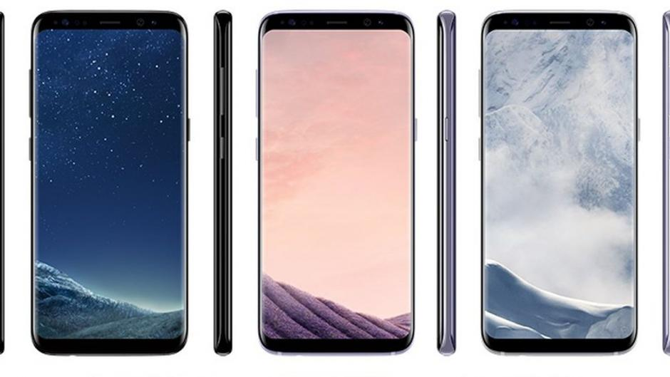 The Galaxy S8 Has 5 Times As Many Pre-Orders As the S7