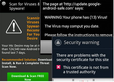 How to Get Rid of Pesky Android Viruses | One Click Root