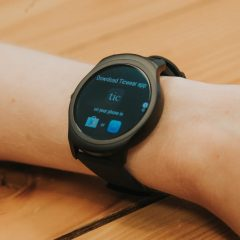 Flagship Featured Mobvoi's TicWatch Smartwatch at an Affordable Price
