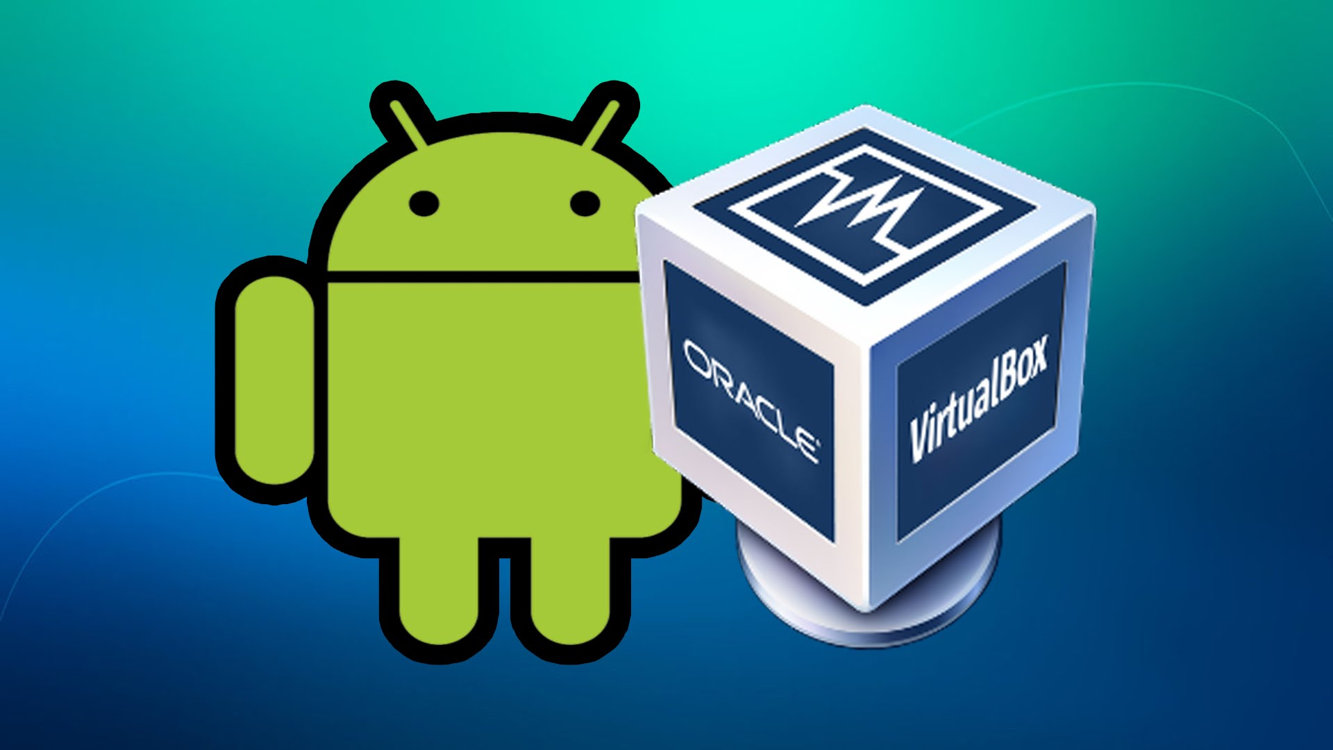 Installing Android in VirtualBox
