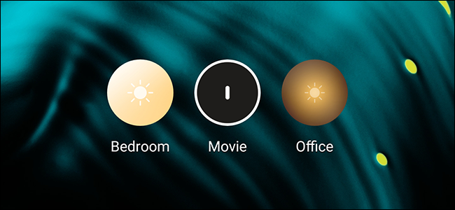 Adding Philips Hue Widgets to Your Android Screen