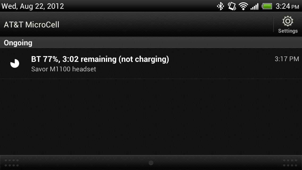 Next Version Of Android Will Give Us Bluetooth Device Battery Levels Level Indicator How It Work