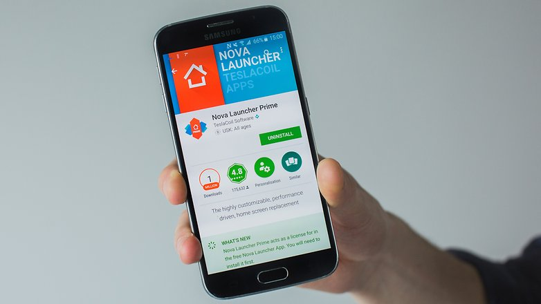 Nova Launcher: The best launcher in the Play Store